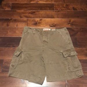 Mission Supply Co cargo shorts